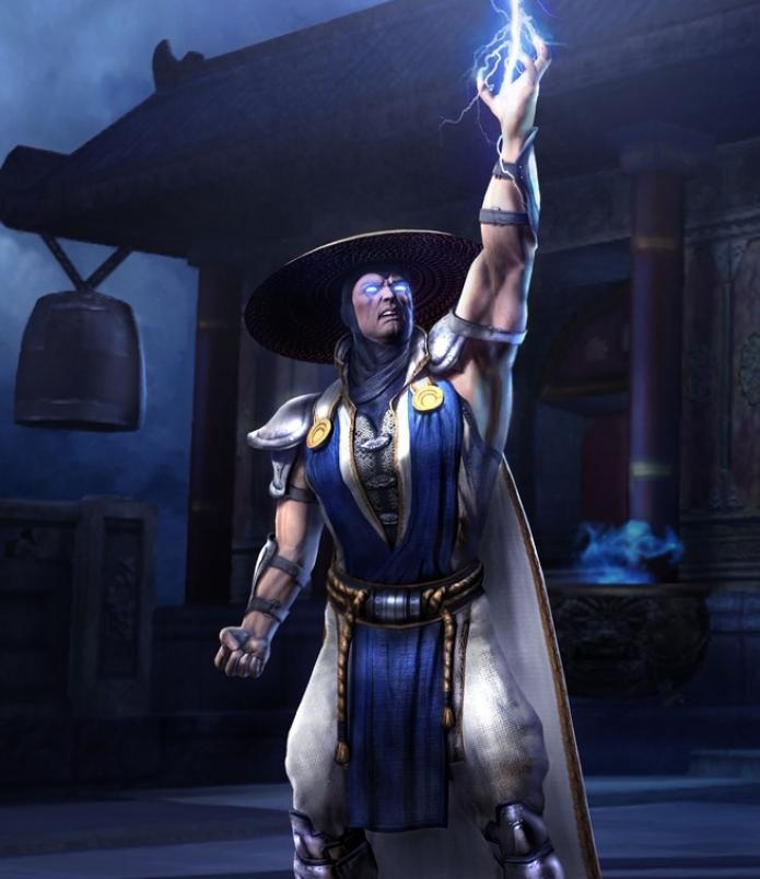 Best Mortal Kombat Characters Raiden