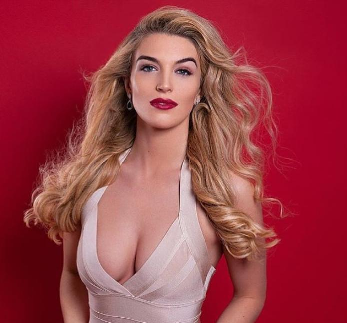 Who will win Miss Universe 2018? - Grainne Gallanagh (Ireland)
