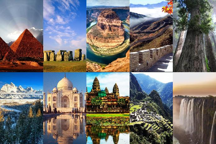 15 Places To Visit Before You Die