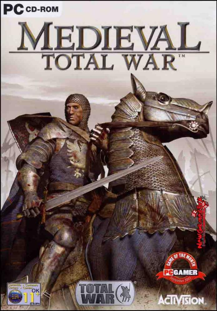 Best PC Real Time Strategy games - Medieval: Total War