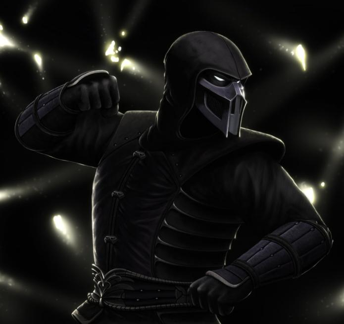 Best Mortal Kombat Characters - Noob Saibot