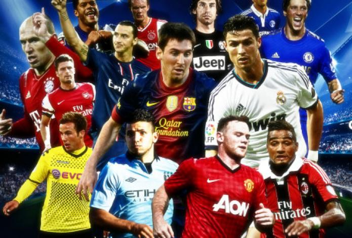 the best current soccer players