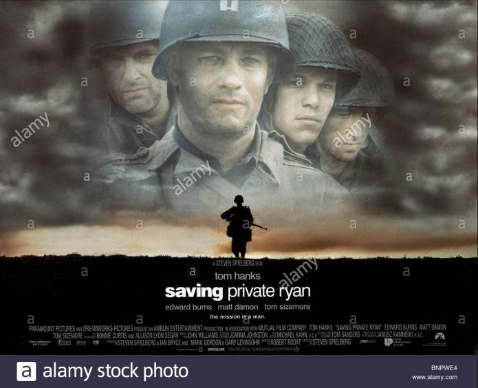 Best World War 2 Movies of All Time - Saving Private Ryan (1998)