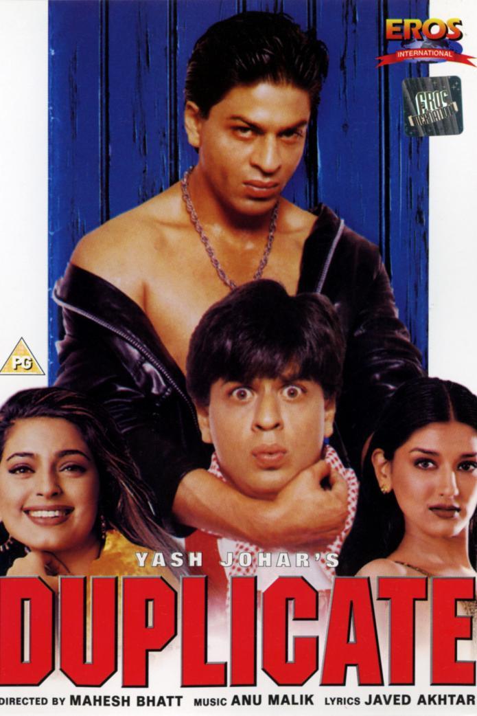 Image result for duplicate shahrukh khan
