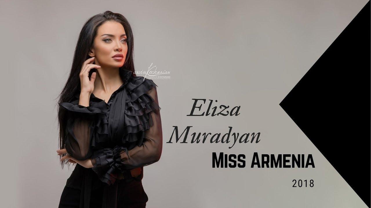 Who will win Miss Universe 2018? - Eliza Muradyan (Armenia)